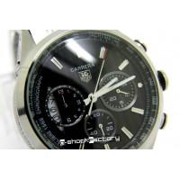 Carrera MikroTourbillonS Steel Silver Watch