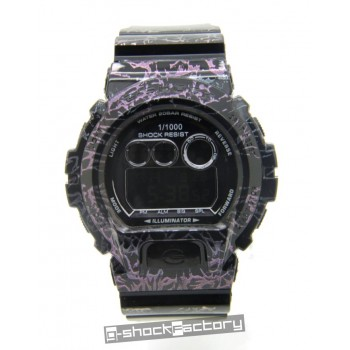 G-Shock DW-6900SC Monogram Edition Black Watch