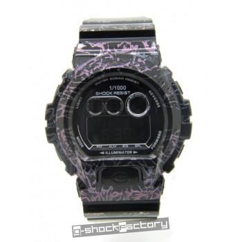 G-Shock DW-6900SC Monogram Edition Black Watch