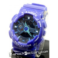 G-Shock GA-110 Blue Watch