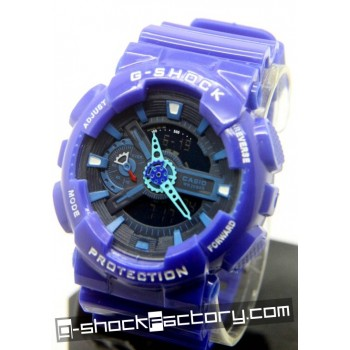 G-Shock GA-110 Blue Watch