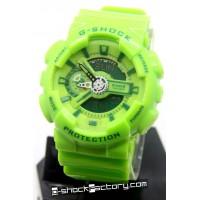 G-Shock GA-110 Lime Green Watch