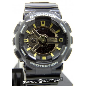G-Shock GA-110 Limited Edition Black & Gold Watch