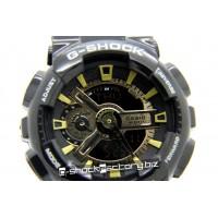 G-Shock GA-110 Limited Edition Black & Gold Watch