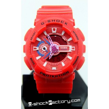 G-Shock GA-110 Red Watch