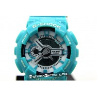 G-Shock GA-110 Teal Blue Watch