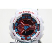 G-Shock GA-110AC-7 Limited Edition White & Blue Watch