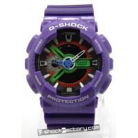 G-Shock GA-110EV-6AJR Evangelion Limited Edition Purple Watch