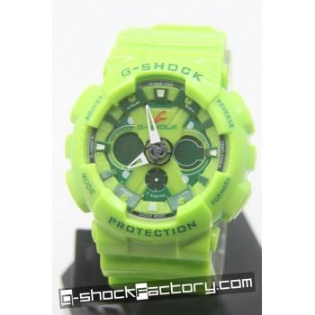 G-Shock GA-120-1A Lime Green Watch