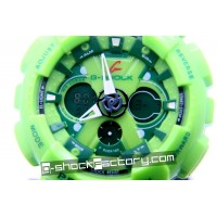 G-Shock GA-120-1A Lime Green Watch