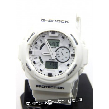 G-Shock GA-150 White Watch