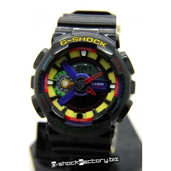 G-Shock GA110DR-1A Dee & Ricky Black Watch