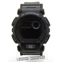 G-Shock GD-400 Matte Black & Grey Watch