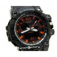 G-Shock GPW-1000 Mudmaster Black & Grey Camo Watch