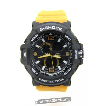 G-Shock GW-A1045 Mudmaster Black & Orange Watch