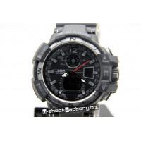 G-Shock GW-A1100 Sky Cockpit Black & Silver Watch