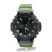 G-Shock GWP-1000A Black & Army Green Watch