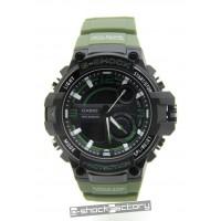G-Shock GWP-1000A Black & Army Green Watch
