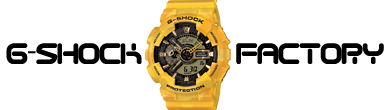 G-ShockFactory.com Blog