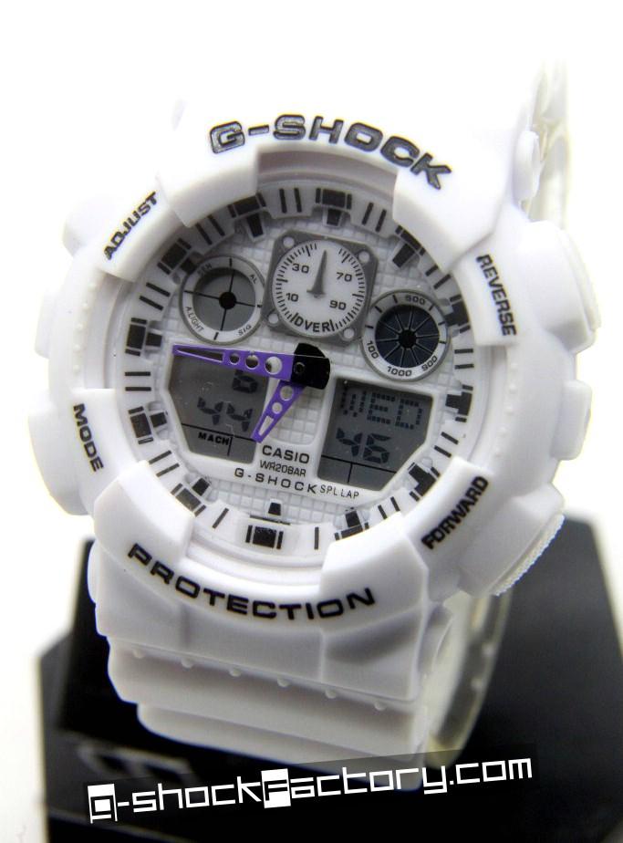 G Shock Ga 100 Wrist